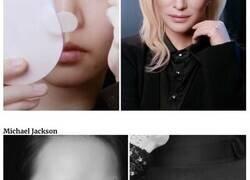 Enlace a Solo necesita maquillaje para convertirse en cualquier famoso