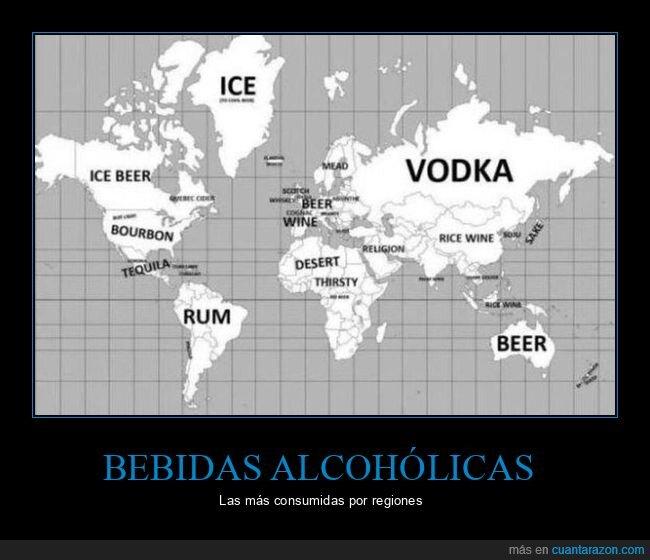 alcohol,bebidad,consumidas,mapa