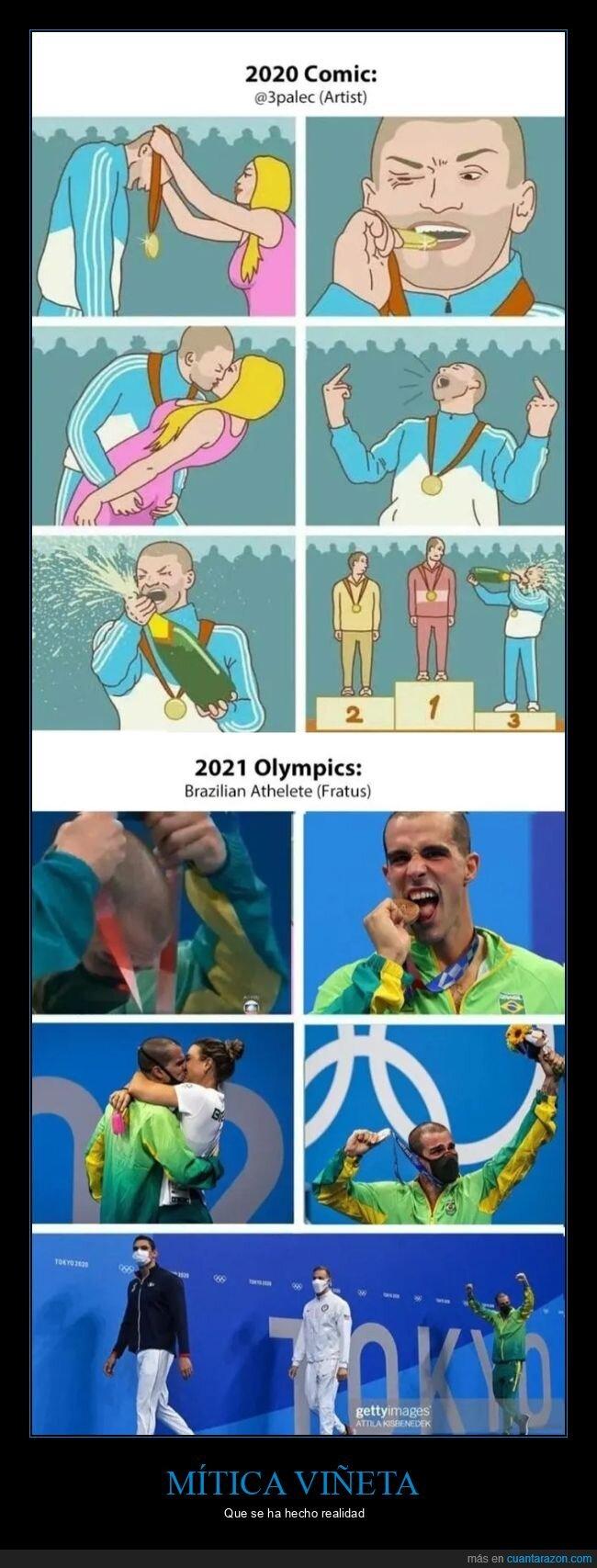 bronce,ganador,juegos olímpicos,parecidos,wtf