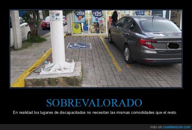 aparcamiento,coches,discapacitados,fails
