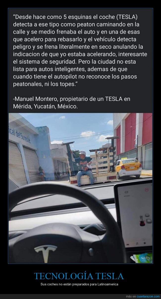 coche,latinoamérica,méxico,tesla