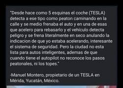Enlace a Un Tesla en Latinoamérica