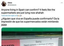 Enlace a La culpa siempre la tiene España...