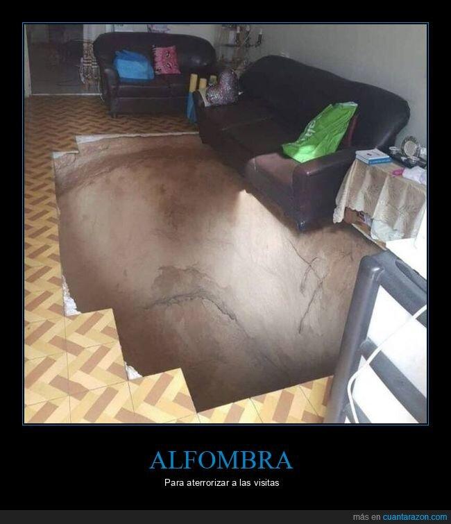 alfombra,wtf