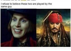 Enlace a Johnny Depp VS Gary Oldman