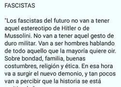 Enlace a Los fascistas del futuro