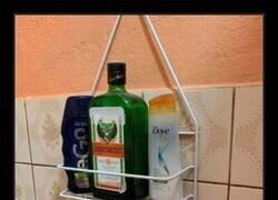 Enlace a Lo típico que uno tiene en la ducha