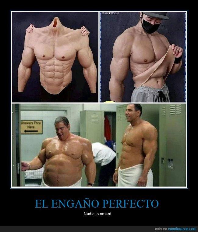 músculos,wtf