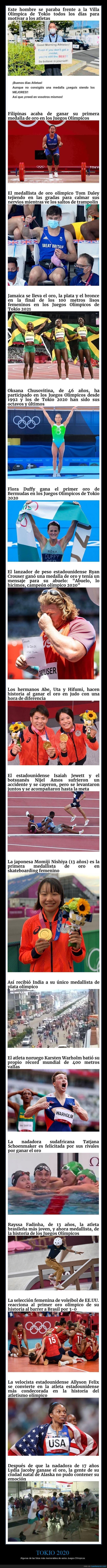 fotos memorables,juegos olímpicos