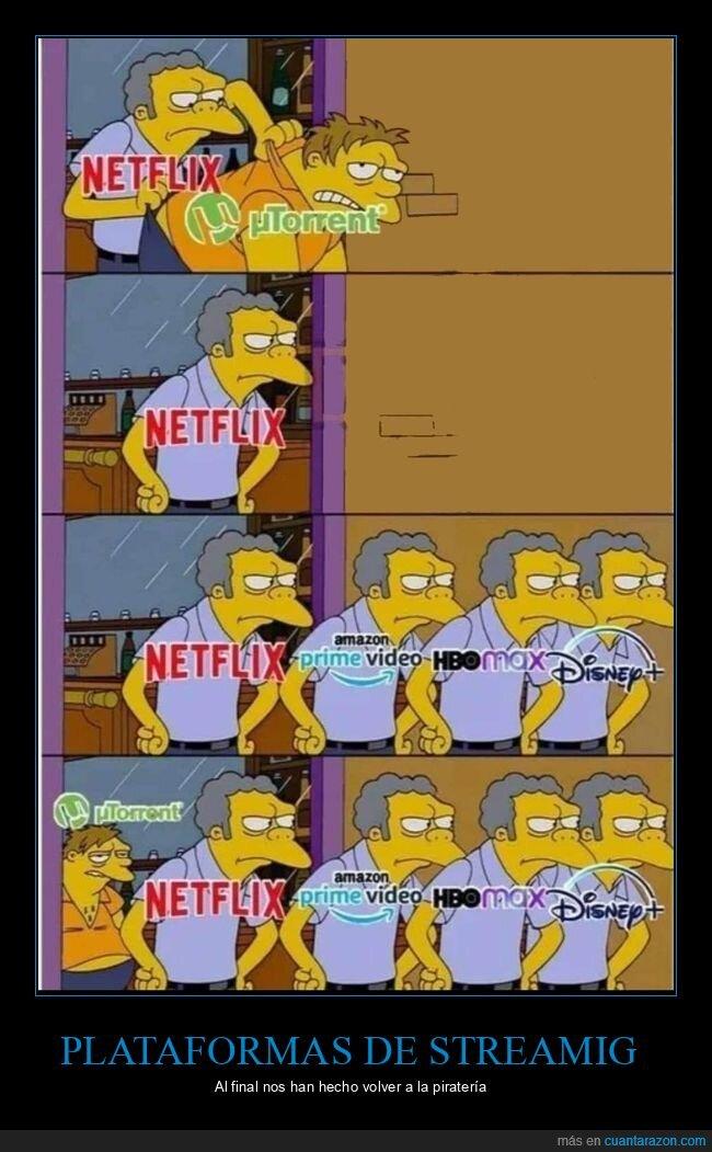 netflix,streaming,utorrent