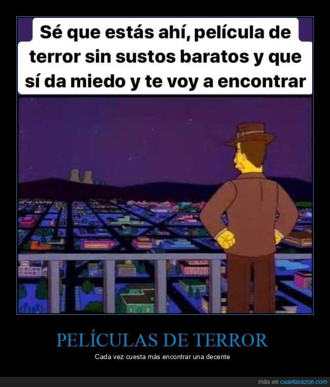 miedo,película de terror,sustos
