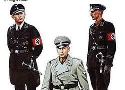 Enlace a Marcas famosas que trabajaron para los nazis en la II Guerra Mundial