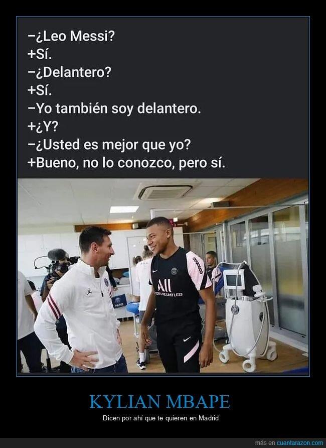 Mbape,Messi,Real Madrid