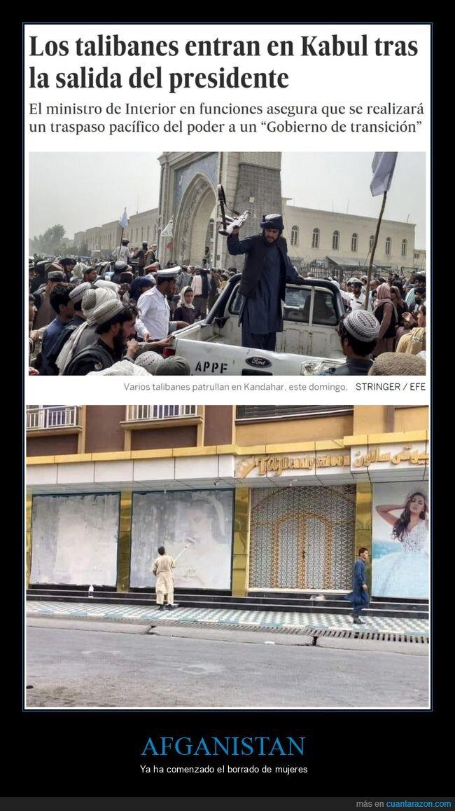 afganistán,kabul,talibanes
