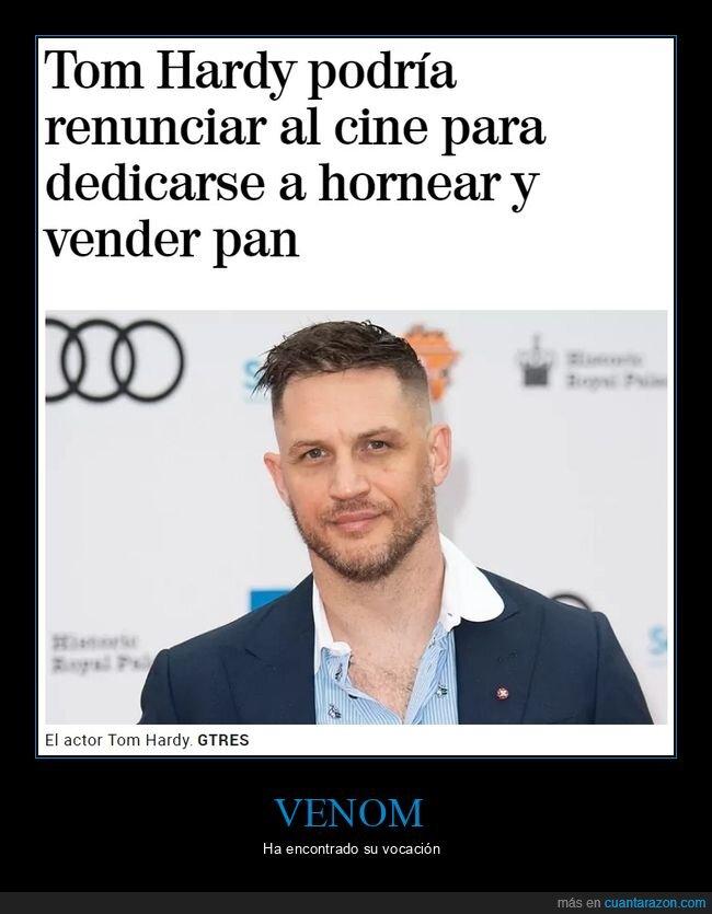 cine,pan,renunciar,tom hardy