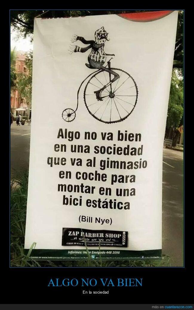 bicicleta estática,coche,gimnasio,sociedad