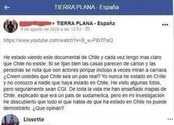Enlace a Chile es fake