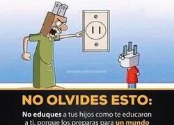 Enlace a Educación desfasada
