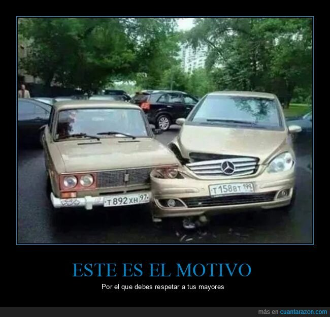 accidente,coches,fails,mayores,respetar