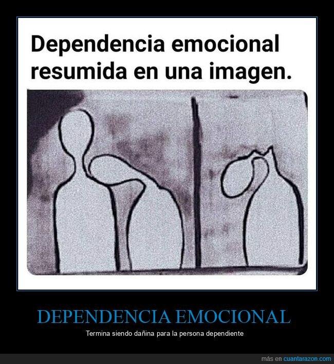 dependencia,emocional