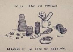 Enlace a Rebeldía contra el consumismo