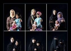 Enlace a Las mujeres afganas comienzan a difuminarse