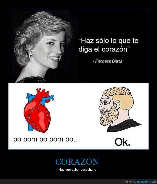 corazón,lady di