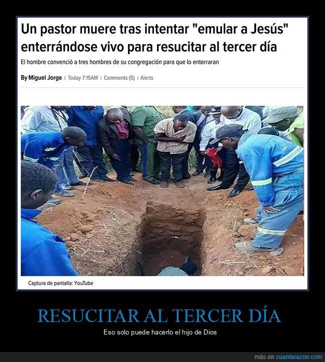 enterrado,fails,jesús,muerte,pastor,resucitar