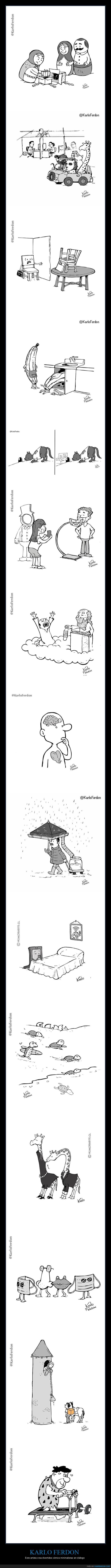 cómics,karlo ferdon