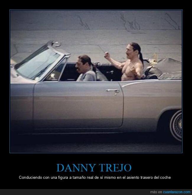 coche,danny trejo,figura