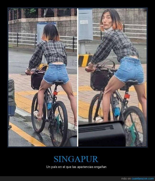 bicicleta,wtf