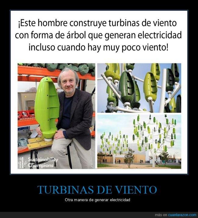electricidad,turbinas,viento