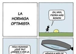 Enlace a Demasiado optimista...