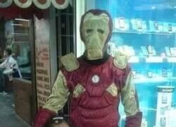 Enlace a Iron Man no está en su mejor momento