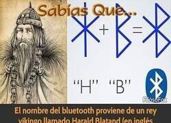 Enlace a El origen vikingo del bluetooth