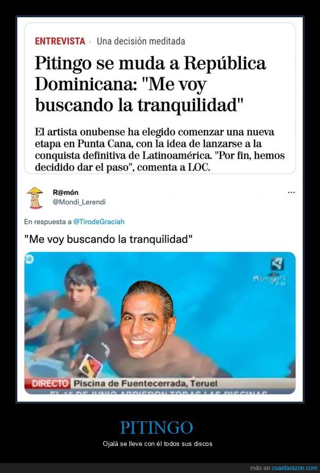 pitingo,república dominicana,tranquilidad