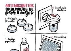Enlace a Las mejores formas de protegerse de los mosquitos