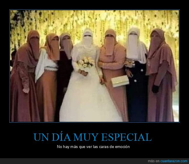 boda,musulmanes,tapadas