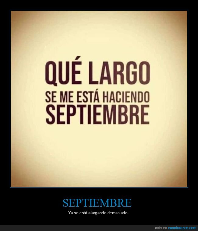 largo,septiembre