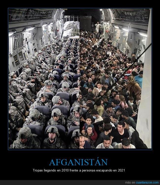 afganistán,escapando,llegando,soldados,tropas
