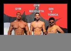 Enlace a Tres tipos de cuerpo