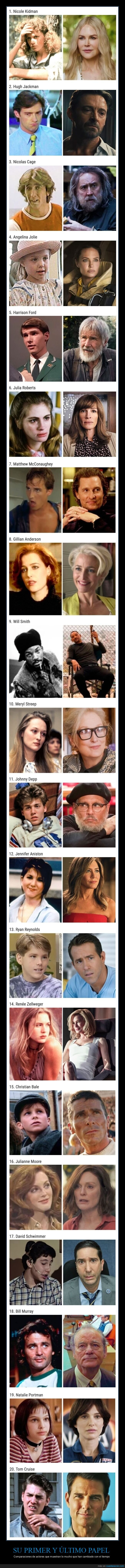 actores,ahora,antes,cine