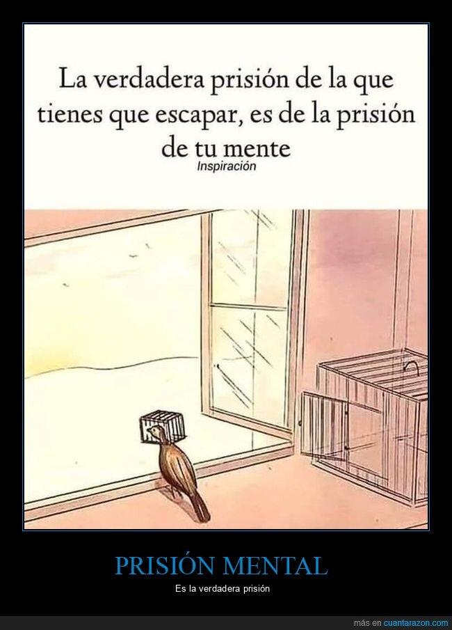 escapar,mente,prisión