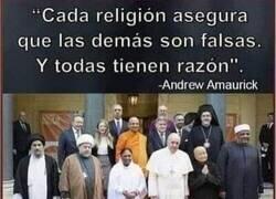 Enlace a Todas las religiones tienen razón
