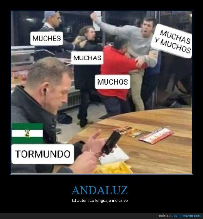 andaluz,lenguaje inclusivo