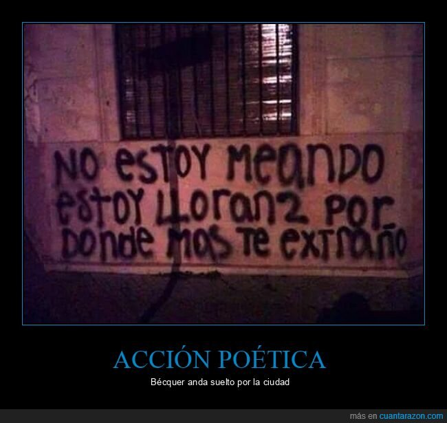graffitis,llorando,meando
