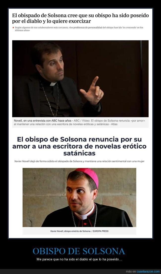 cura,enamorarse,exorcizar,obispo,solsona,wtf
