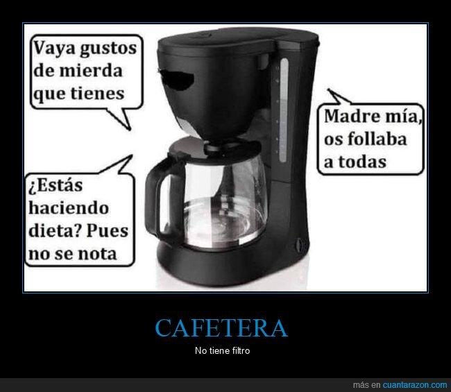 cafetera,filtro