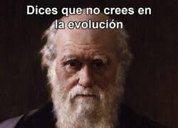 Enlace a Mensaje de Darwin