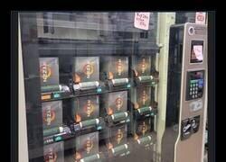 Enlace a Hay máquinas expendedoras para todo